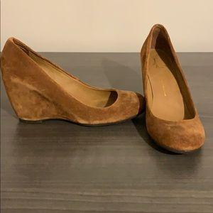 Franco Sarto wedge shoes